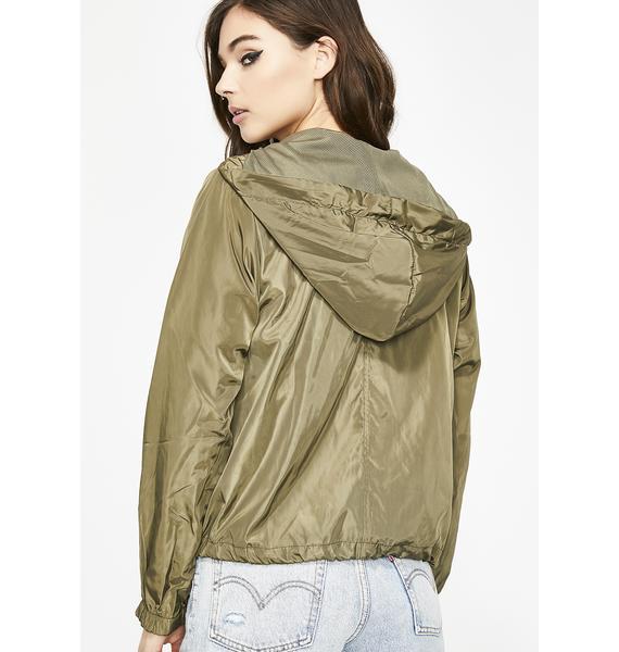 Breakaway Babe Nylon Jacket