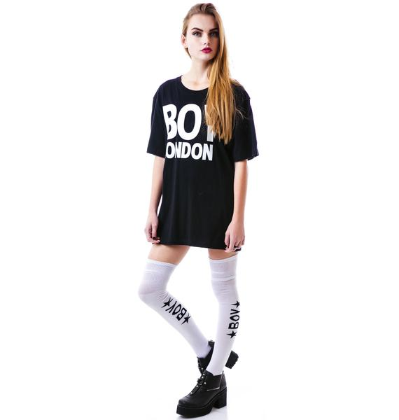 BOY London BOY London Oversized Tee