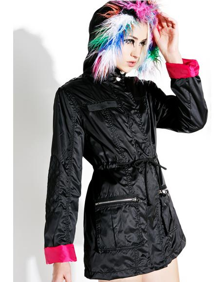Rise Above Hooded Parka