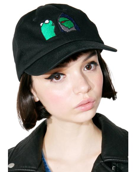 Dark Sided Dad Hat