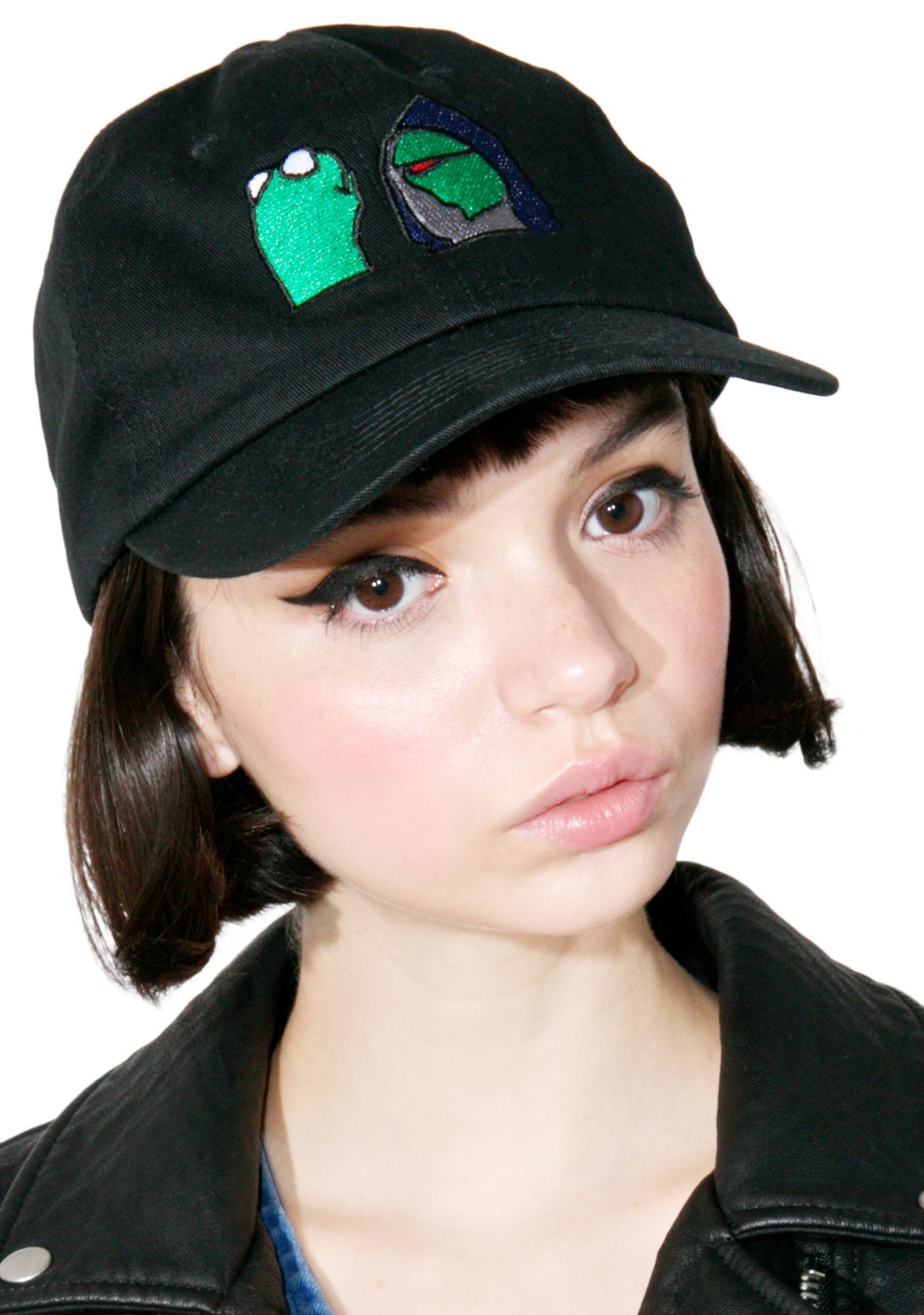 Dark Sided Dad Hat