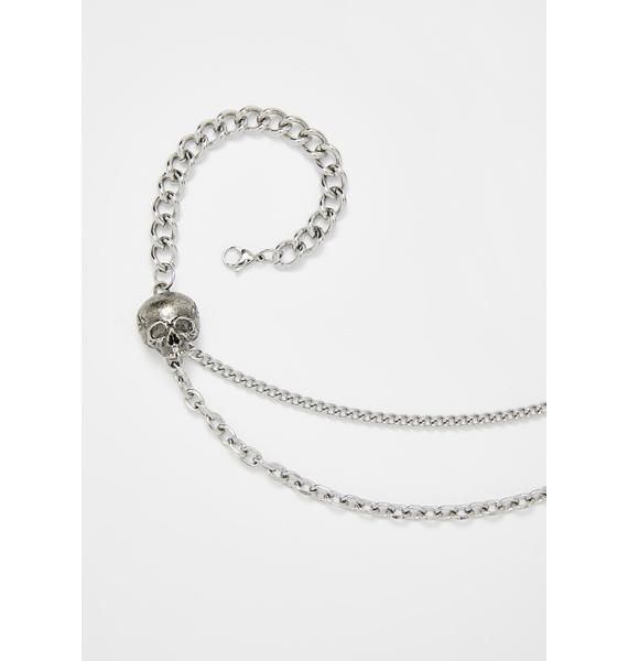 Disturbia Dead End Necklace