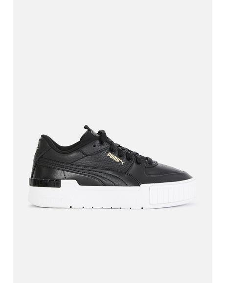 Black Cali Sport Sneakers