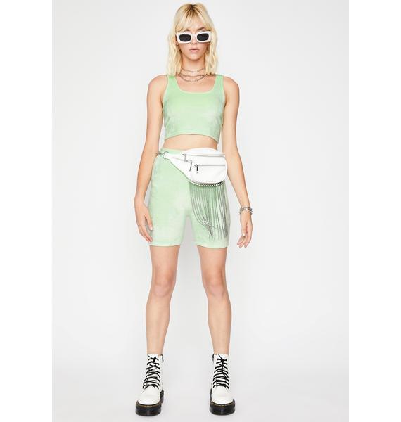 Yas Qween Biker Shorts