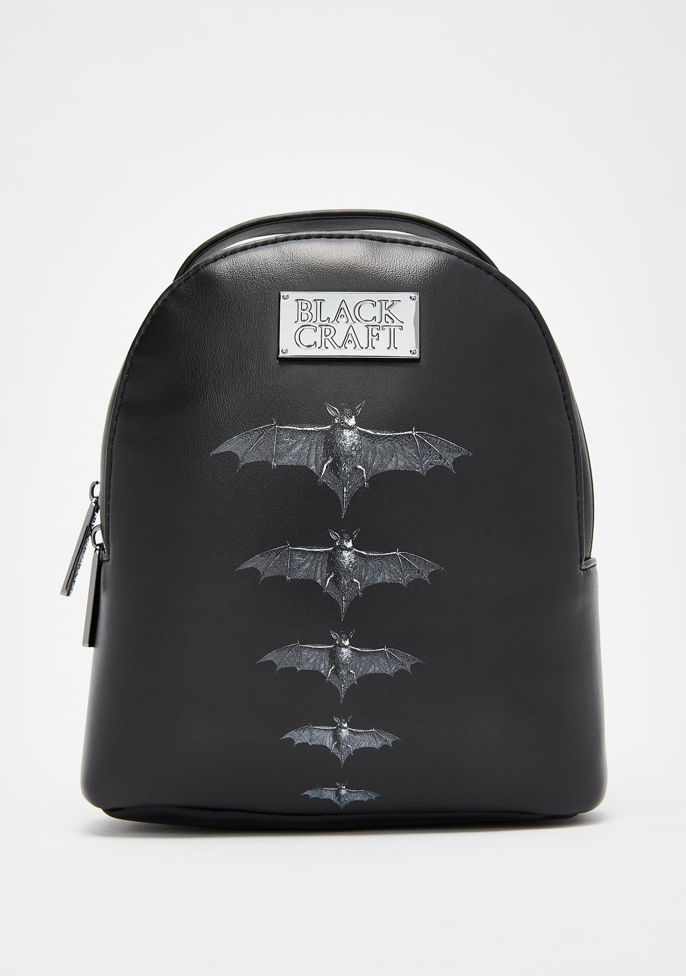 Blackcraft Mini Bat Wing Backpack