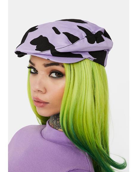 Moove it Beret Hat