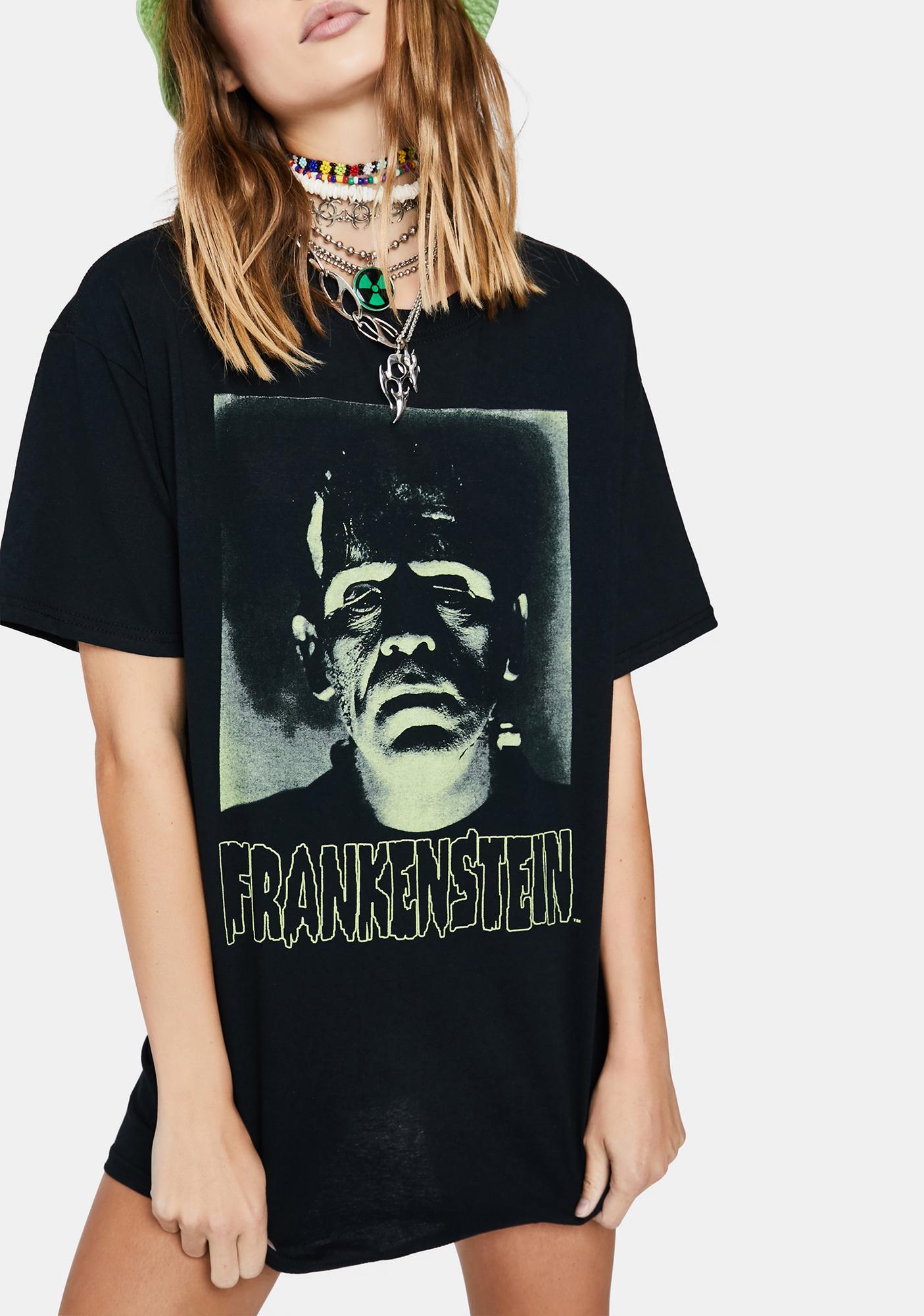 Fifth Sun Frank Portrait Graphic T-Shirt