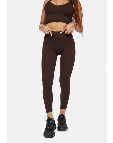 Pick The Pace High Waist Leggings