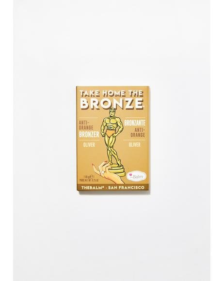 Oliver Take Home The Bronze Anti-Orange Bronzer