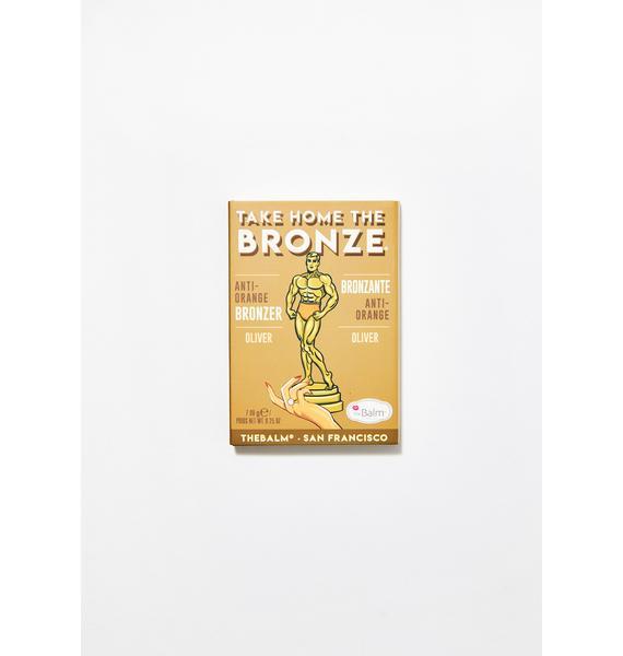 The Balm Oliver Take Home The Bronze Anti-Orange Bronzer