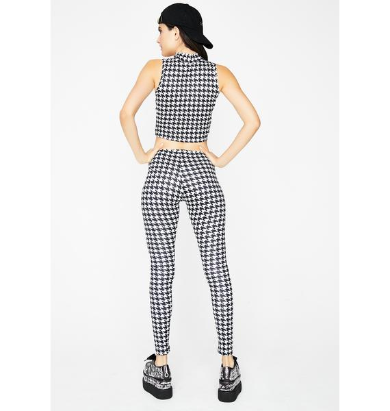 Not 4 You Houndstooth Set