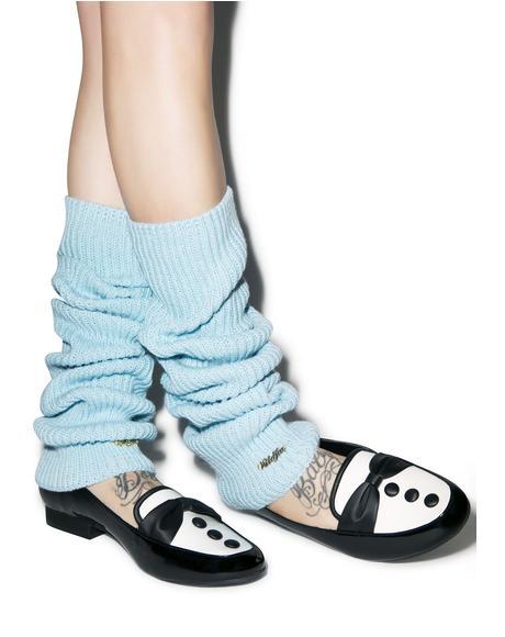 Chunky Knit Leg Warmers
