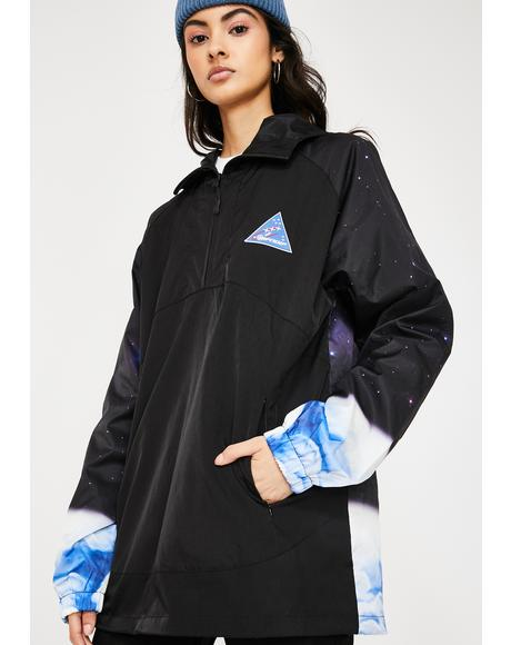 Galaxy Gypsy Anorak Jacket