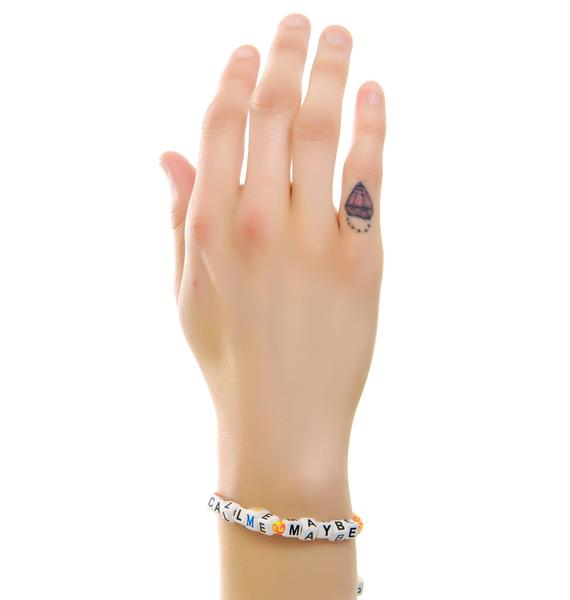 Venessa Arizaga Call Me Maybe Bracelet