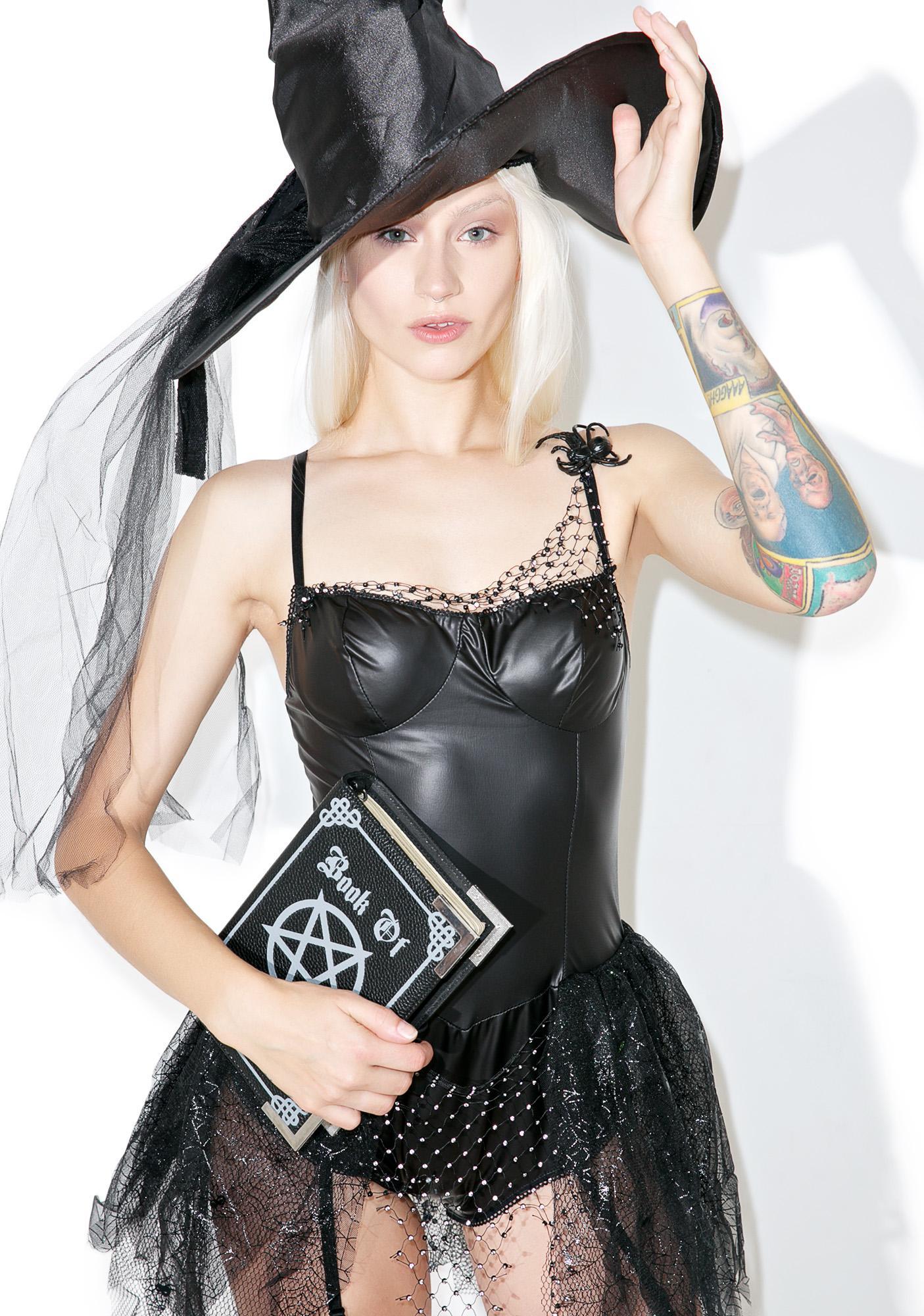 Mizz Witchcraft Costume Set