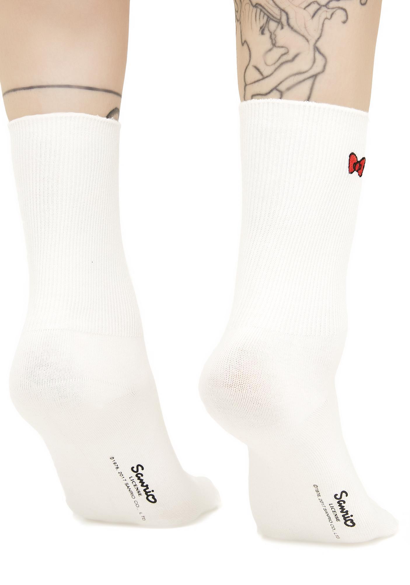 Lazy Oaf Hello Kitty Sock Pack #2