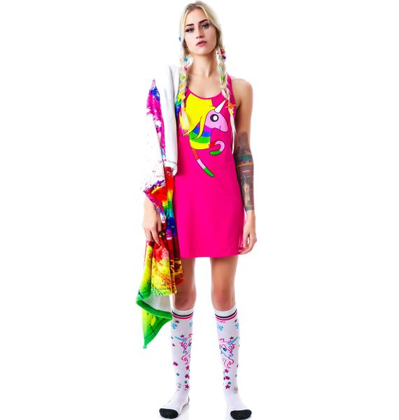 Undergirl Rainicorn Dress