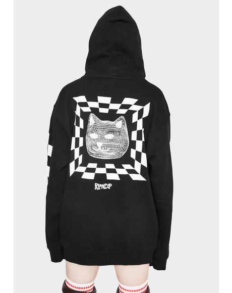 Illusion Graphic Hoodie