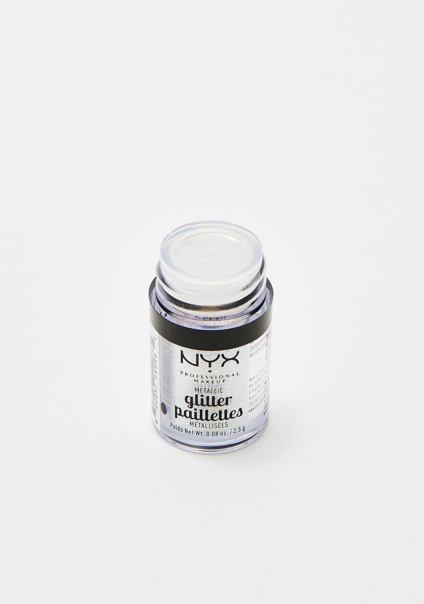 NYX Professional Makeup Lumi-Lite Metallic Glitter
