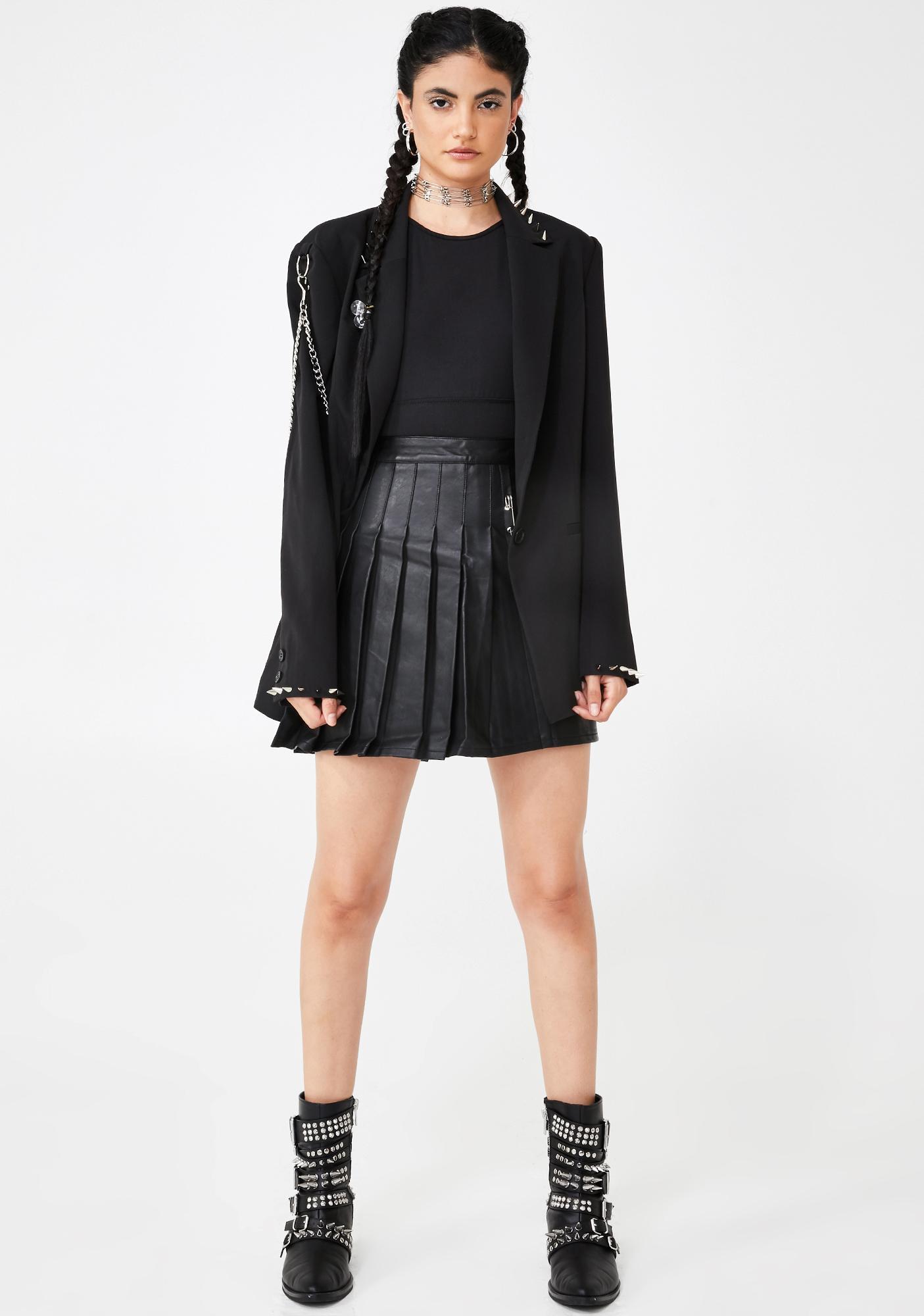 Kiki Riki Mad Respect Knit Bodysuit