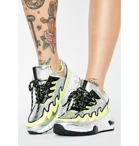 Venomous Vicious Baby Classic Sneakers