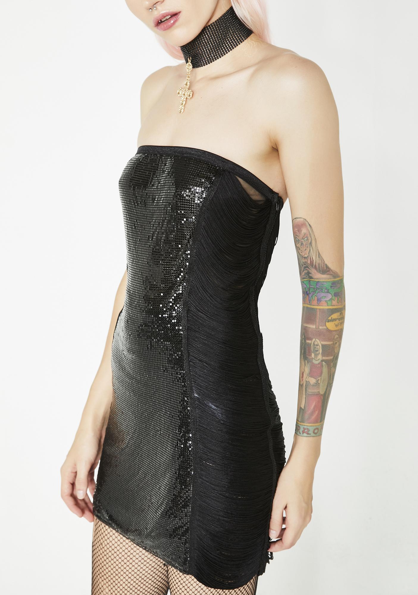 Kiki Riki Dark Temptations Chainmail Dress