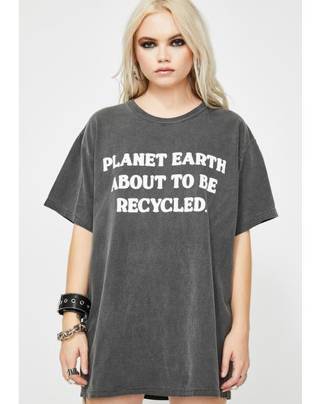 Planet Earth Graphic Tee