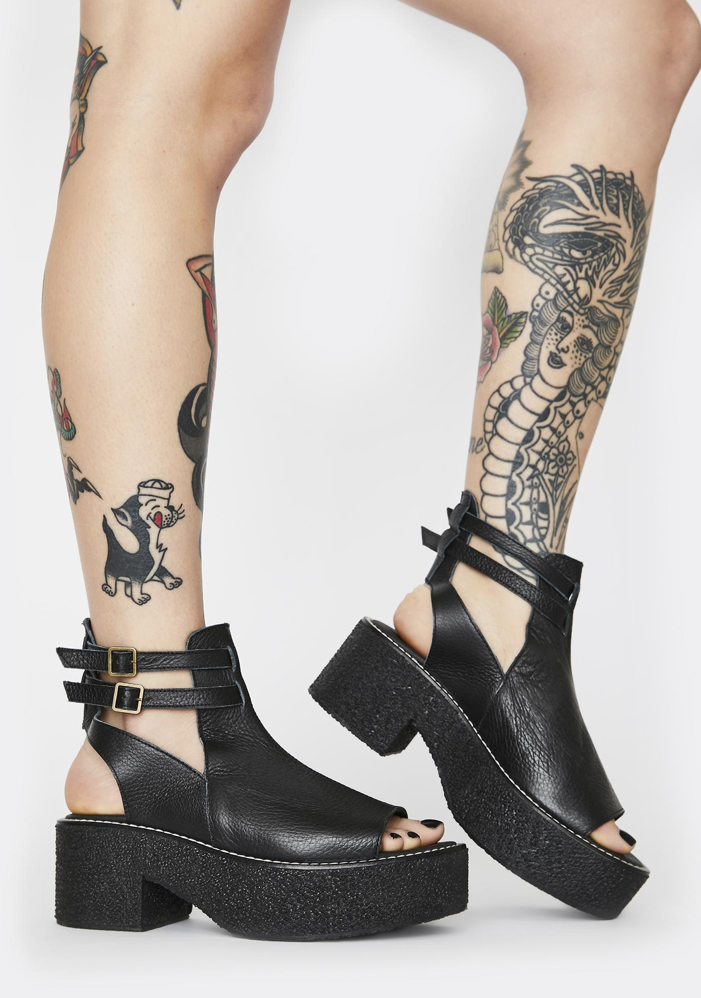 Free People Hallie Platform Sandals
