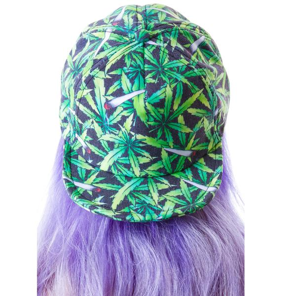 UNIF Weed Folly Hat