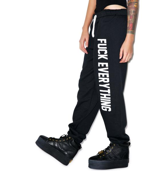 Kill Brand F.E. Side Sweatpants