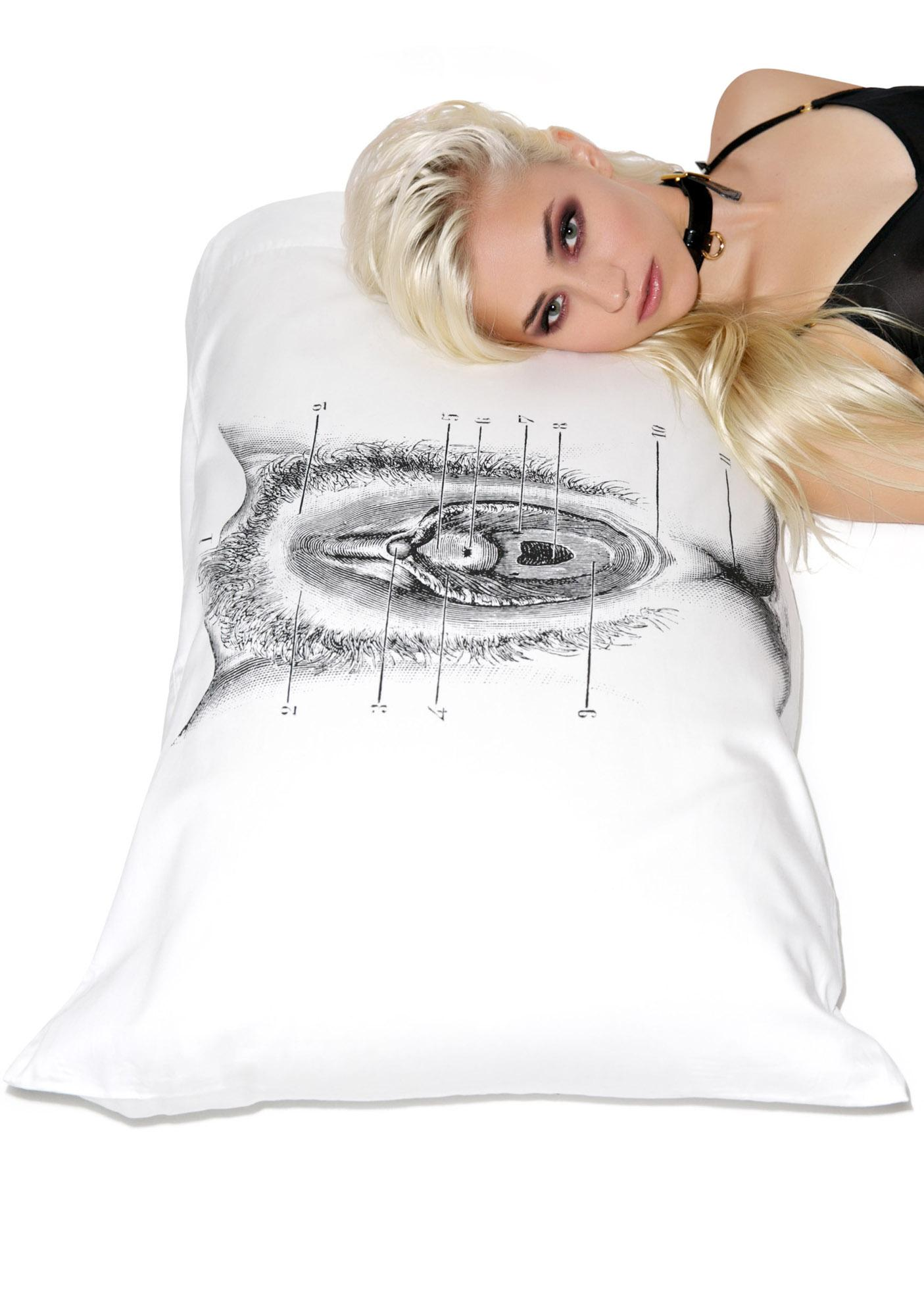 Vagina Pillowcase Set