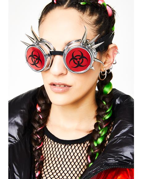 Biohazard Thrill Cyber Goggles