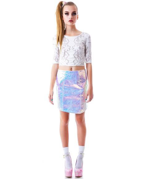 DNA Mini Skirt