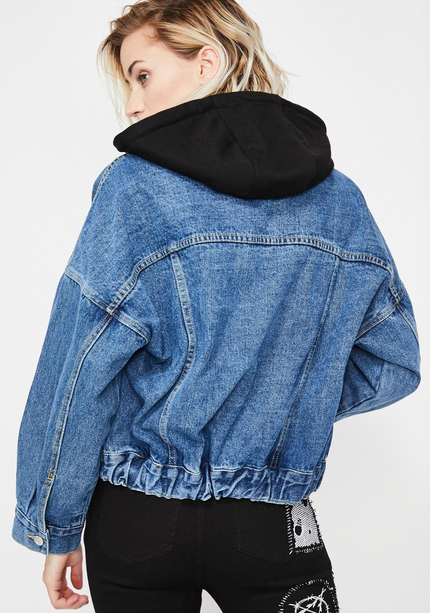 Bad Habit Denim Jacket