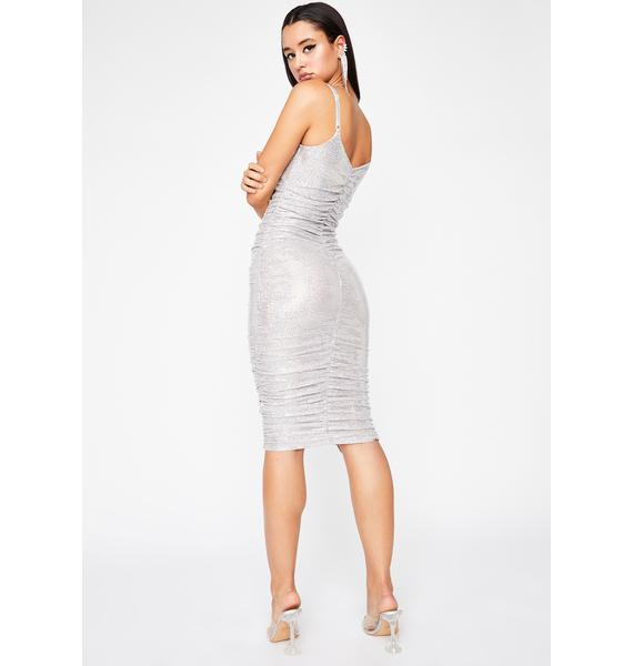 Suga Daddy Wanted Midi Dress
