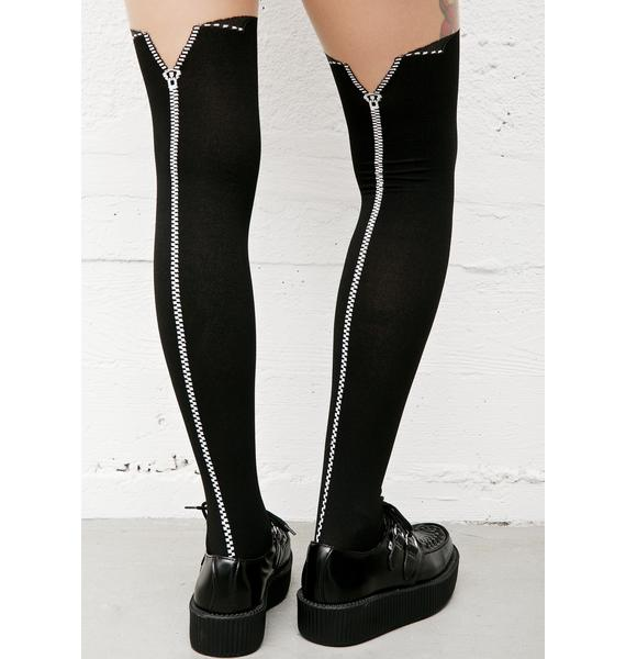 Unzip Me, BB Tights