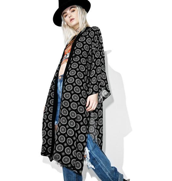 Lira Clothing After Party Kimono