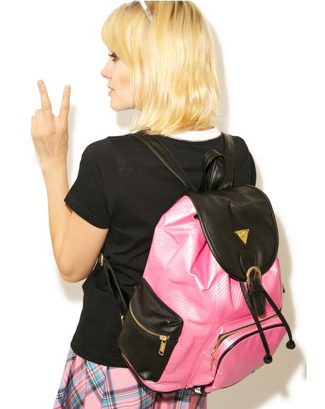 Rich Band Mini Backpack
