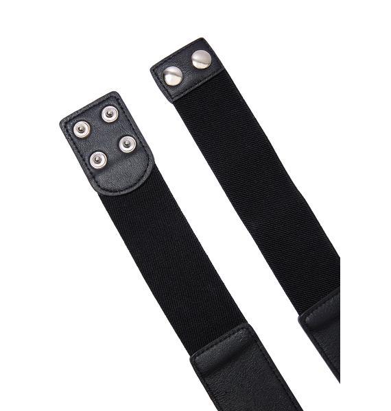 Locked Up Chain Belt