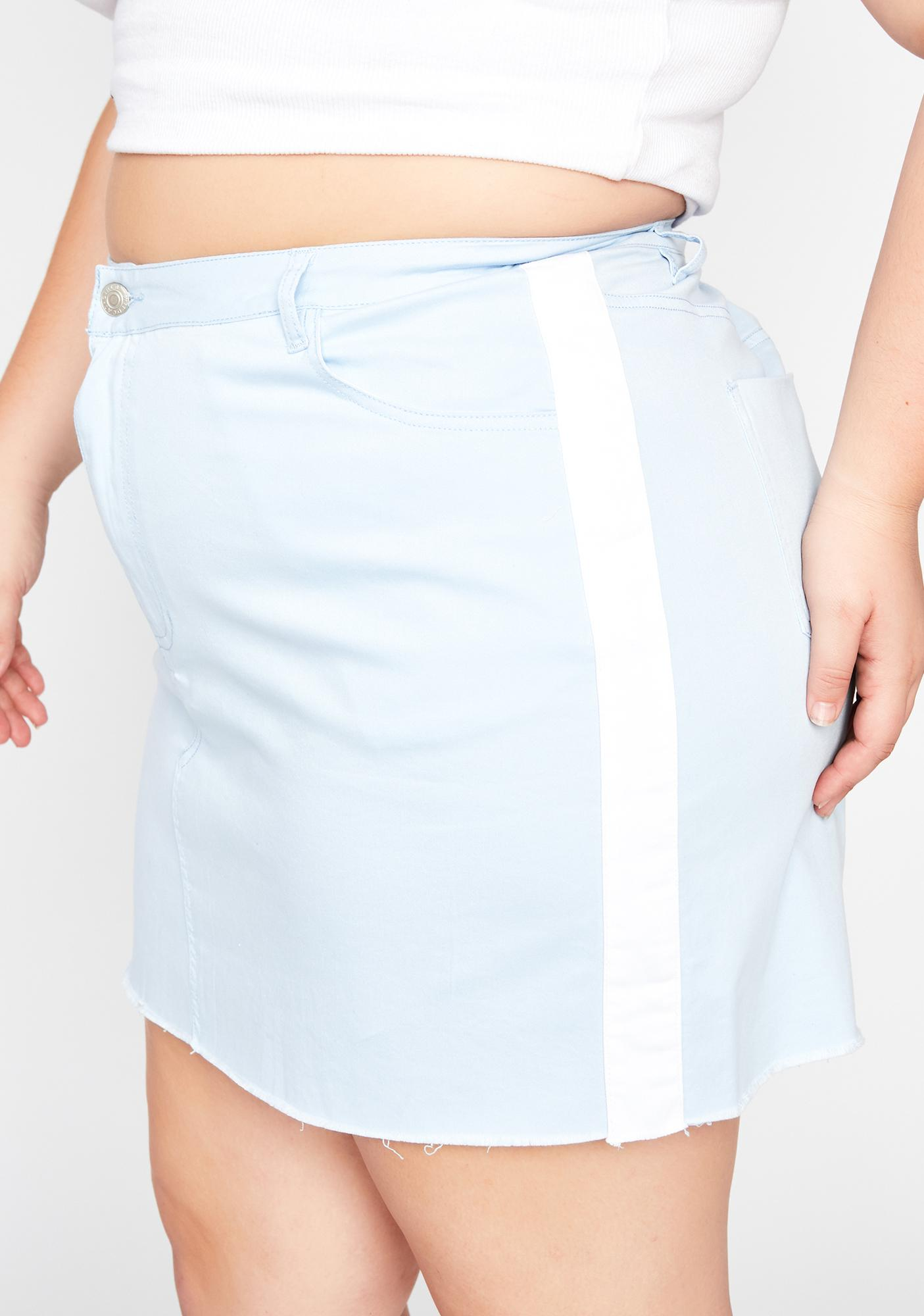 Sky Miss Boutique Bombshell Mini Skirt