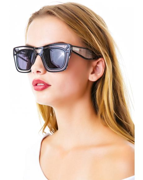 Skeleton Sunglasses