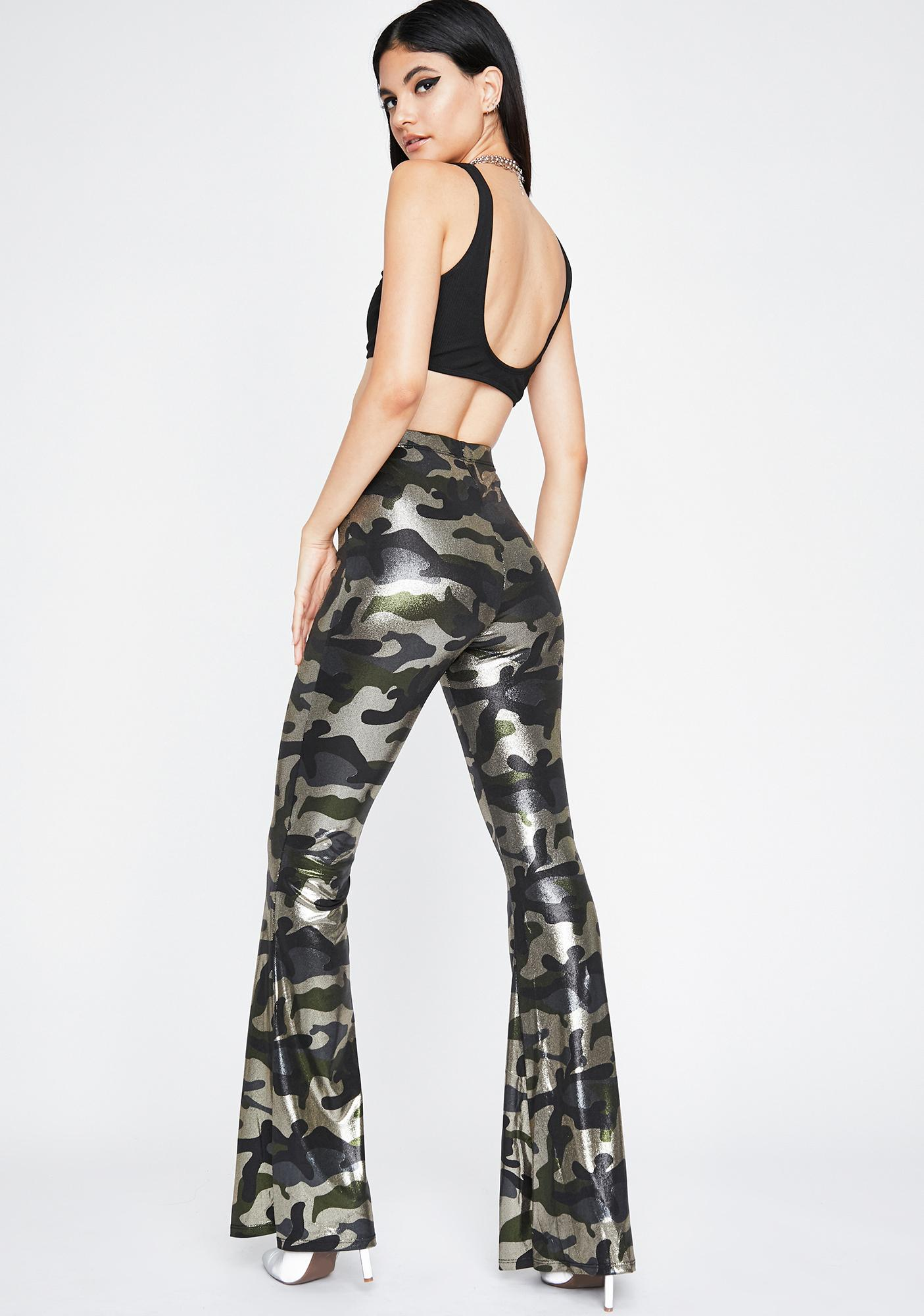 Space Army Metallic Flares