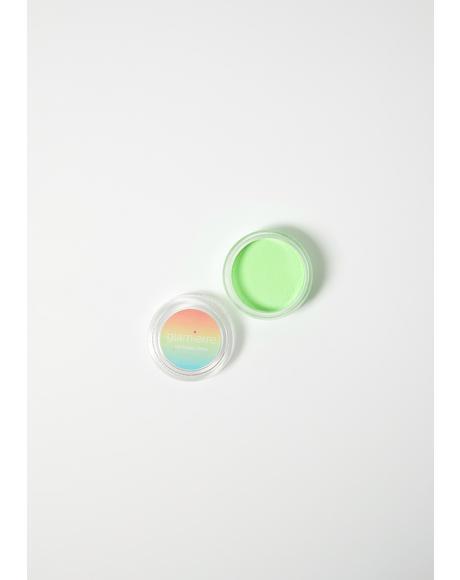 Mint Lime Neon UV Pastel Liner