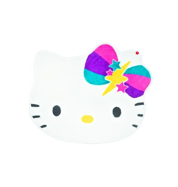 Sanrio Pastel Pop Hello Kitty Rug