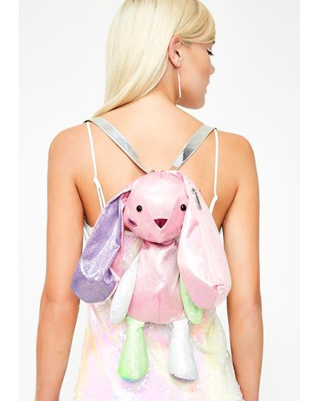 Bunny Babe Mini Backpack