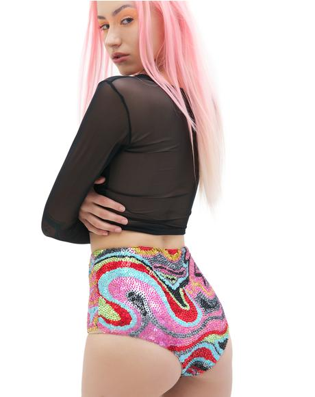 Super Psychedelic Hot Shorts