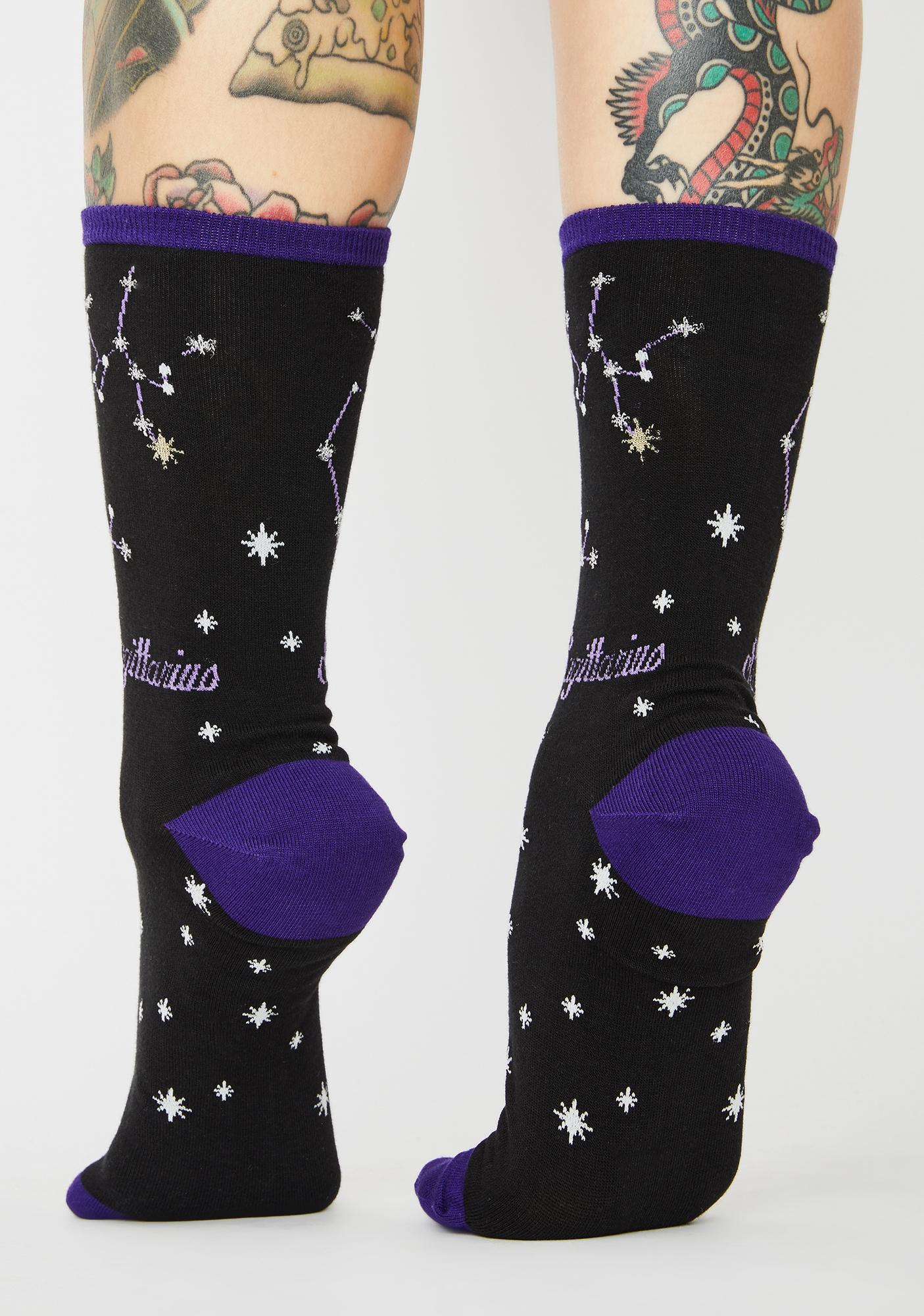 Socksmith Design Sagittarius Crew Socks