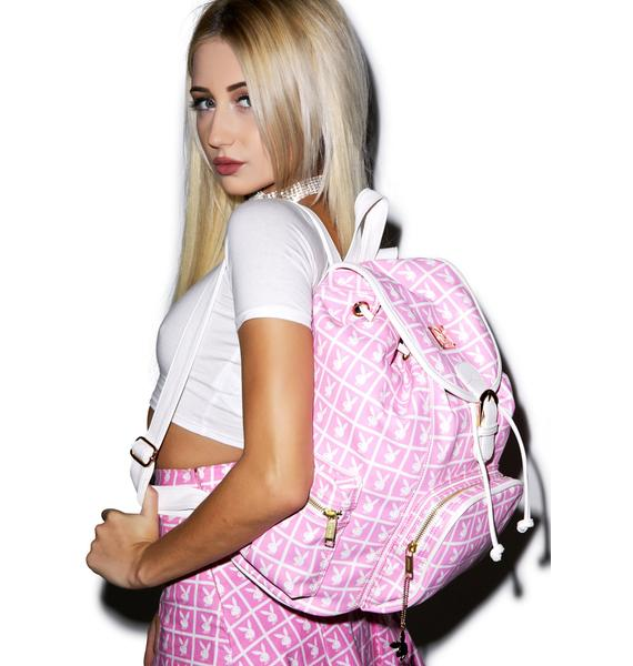 Joyrich X Playboy Panel Backpack