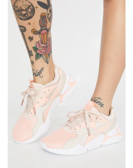 Bubblegum Nova GRL PWR Sneakers