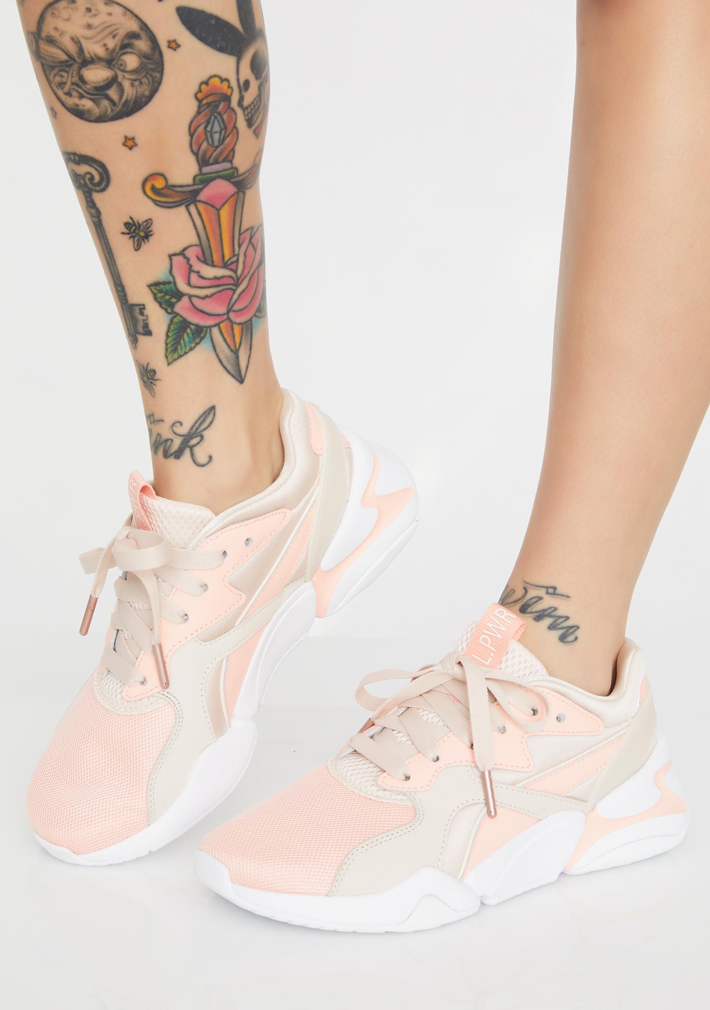 PUMA Bubblegum Nova GRL PWR Sneakers